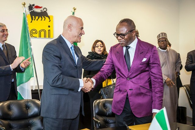 Petroleum Ministry Seals Mega Deal With ENI