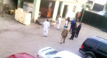 Police Raid Premium Times, Arrests MD, Reporter