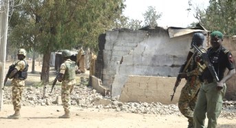 Suicide Attacks: Army Warns Borno Citizens About Opening Their Doors