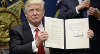 Trump Suspends US Refugee Programme, Bans Syrians Indefinitely