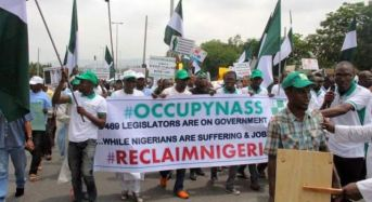 15 Civil Society Groups Threaten To Occupy NASS, Make Six-Point Demand