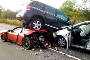 15,000 Killed In Road Crashes In 3 Years