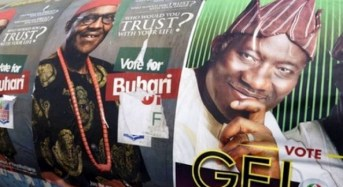 Buhari, Jonathan's Campaign Expenditures Breached Electoral Act