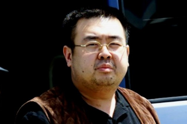 Kim Jong-Nam, half brother of North Korea's President, Kim Jong-Un