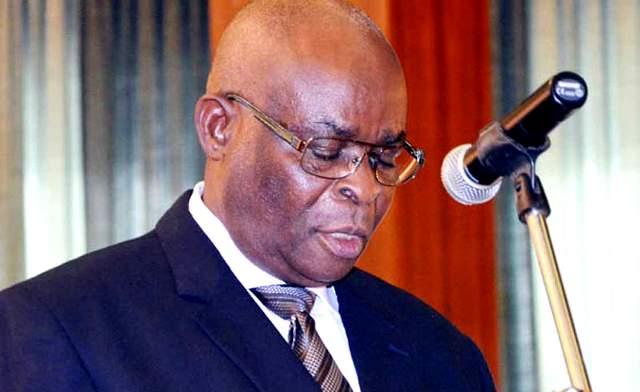 Chief Justice of Nigeria, Walter Onnoghen