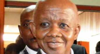 "Presidency Explains ""Buhari's Gift"" To Justice Ademola"