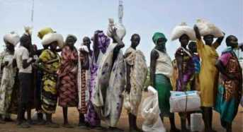 Thousands Face Starvation In South Sudan As Govt Declares Famine