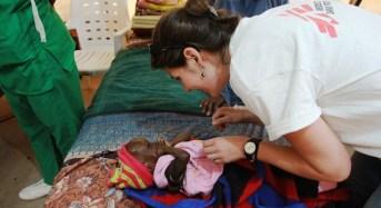 MSF Opens 3rd Children Feeding Centre In Maiduguri