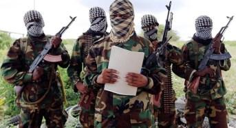 Al-Shabaab Leader Surrenders To Somali Army