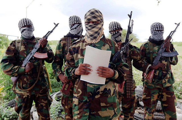 Al-Shabaab Leader Surrenders To Somali Army