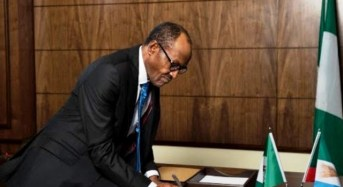 Buhari Appoints Replacements For Ocholi, Mohammed
