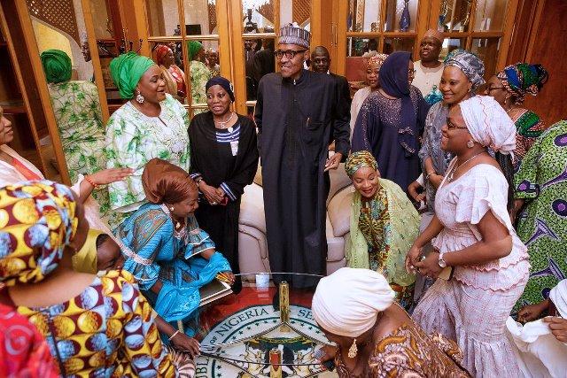 Buharii returns