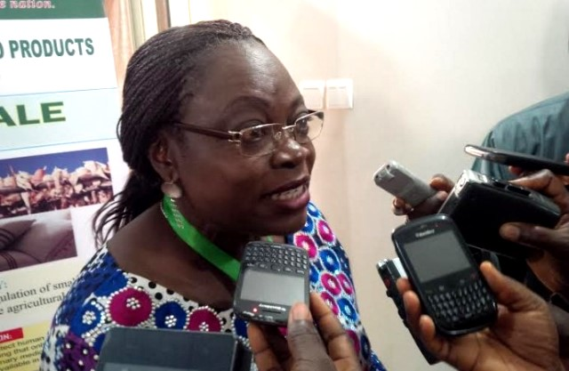 Acting Director General of NAFDAC, Yetunde Oni