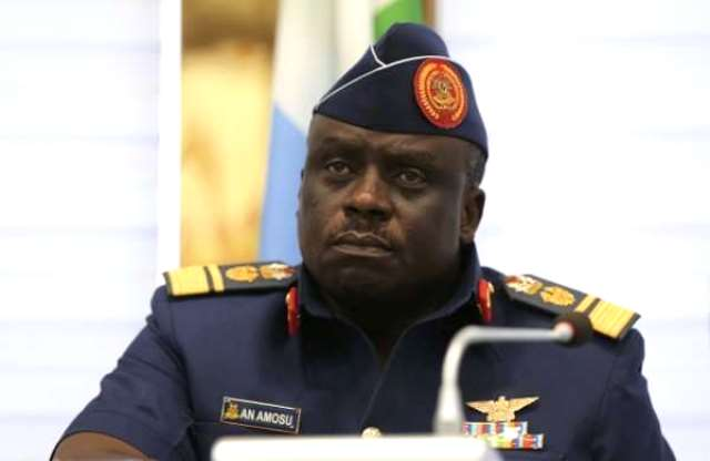 Former chief of Air Staff, Adesola Amosun
