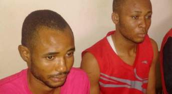 Two Internet Banking Fraudsters Bag 6 Months Jail Each