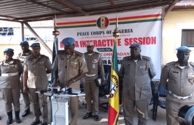 Whereabouts Of Commandant OF Peace Corps of Nigeria Still Unknown