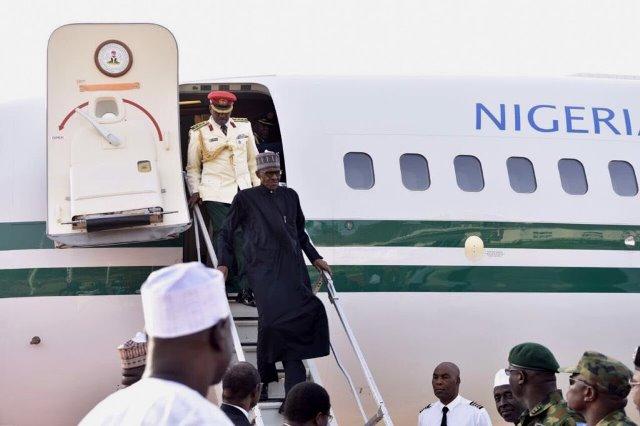 buhari returns5