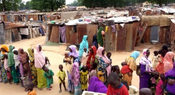 Disaster Looms In Borno Town As Rain Starts