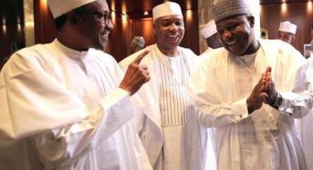Executive/Senate Face-Off: Buhari Meets Saraki, Dogara