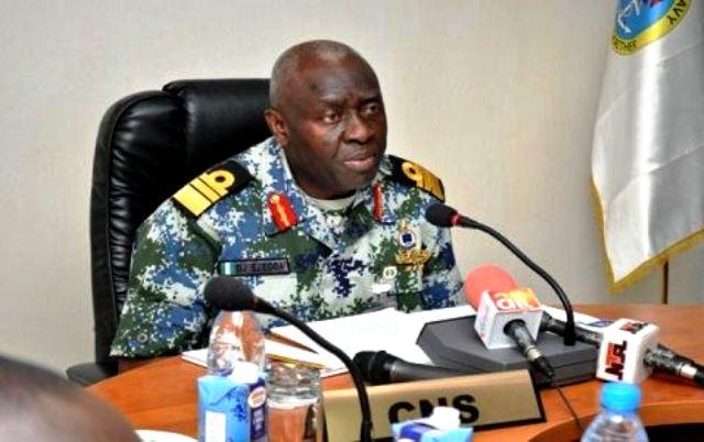 Former Chief of Naval Staff, Dele Ezeoba