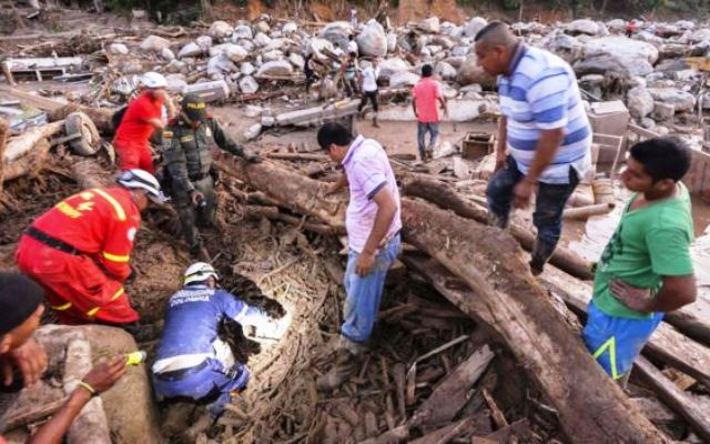 Hundreds Missing After Mudslides Kill 254 In Colombia