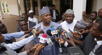 Saraki Downplays Executive/Senate Rift
