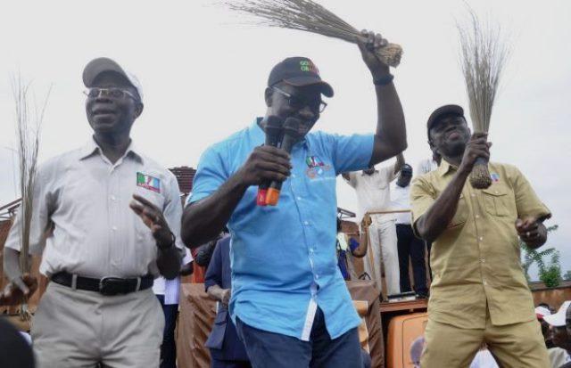 Tribunal upholds Obaseki's Edo governorship victory