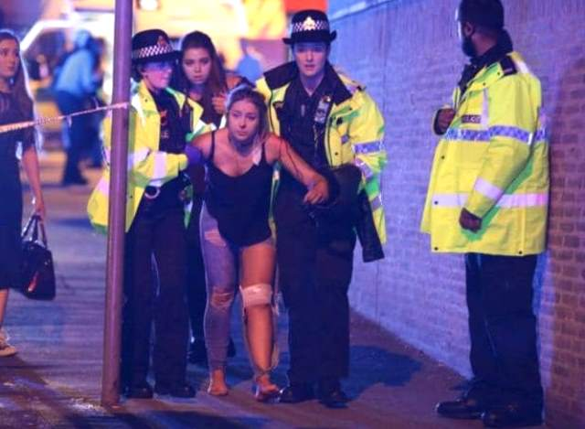 22 Killed In Manchester Terror Attack
