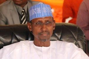 FCT Minister, Muhammadu Bello