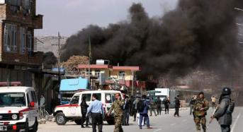 Bomb Attack Kills 80, Injures Over 800 In Kabul Afghanistan