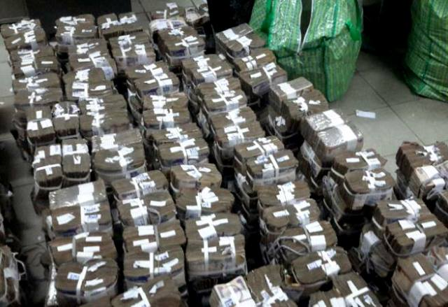 Court Orders Permanent Forfeiture Of Money Found In Lagos Mall