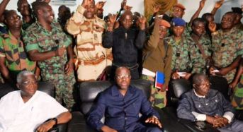 Government, Soldiers Agree To End Mutiny In Ivory Coast