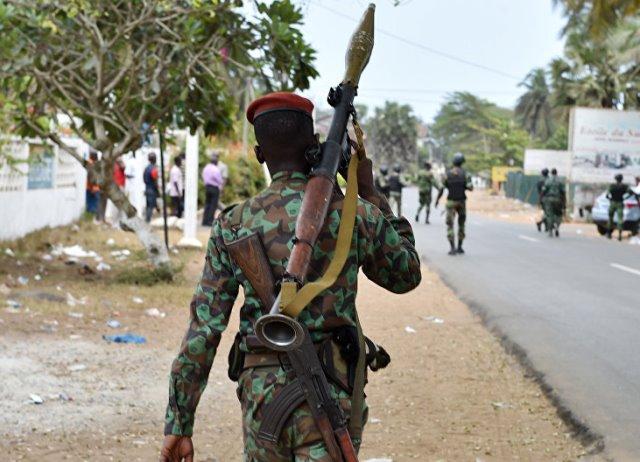 Nigeria Condemns Mutiny in Cote D'Ivoire