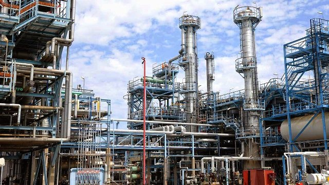 A section of the Port Harcourt Refinery