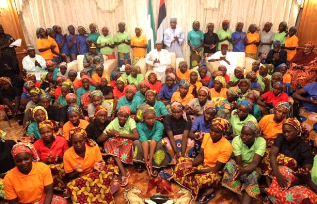 Some Chibok Girls Refused To Return – Negotiator