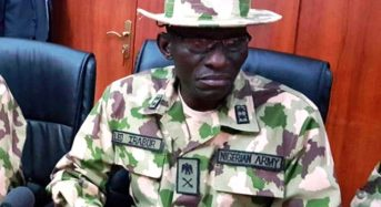 Top Army Officers Redeployed In Major Shake Up