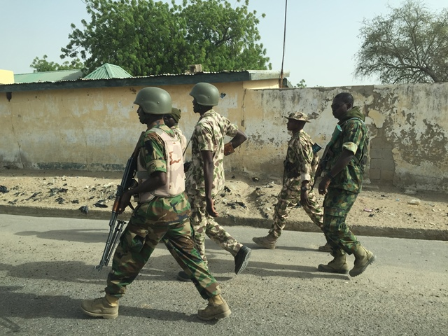 Troop Kills Militant, Loses  soldier In Niger Delta