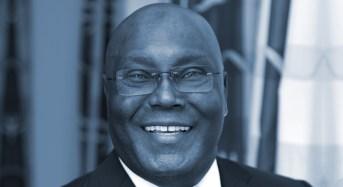 Atiku: Corruption not Nigeria's biggest problem — it's disunity