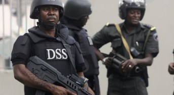 After completing his training in Libya, terrorist lands in DSS net