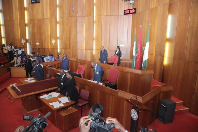 Sylvanus Nsofor Senate