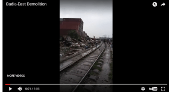 UNDERCOVER VIDEO: How Lagos demolished Badia East