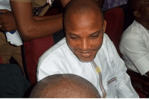 I am replying you, I am not granting an interview – Kanu tells reporter