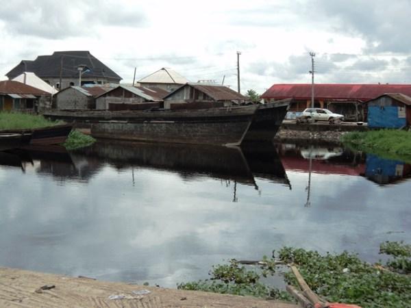 Igbokoda town