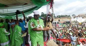 Fayose: Instead of hosting Osinbajo secretly, Buhari should speak to Nigerians publicly