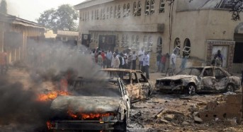 27 killed, 83 injured as Boko Haram strikes near Maiduguri