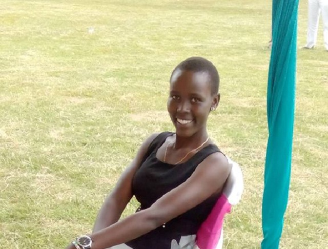 Cynthia Muge - 24-year-old female candidate defeat powerful ruling party candidate in Kenya