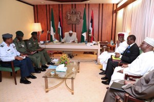 Ensure that the Unity of Nigeria is preserved, Buhari orders Service Chiefs