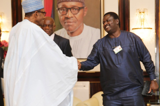 Femi Adesina tells Buhari's haters to 'repent in ashes and sackcloth'