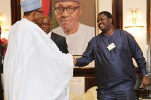 "Femi Adesina to Buhari ""haters"", repent in ashes and sackcloth"