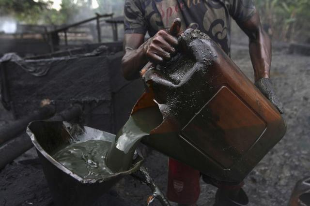 Illegal oil refining now taking place in Sokoto says NSCDC